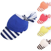 Wholesale Womens Adjustable Stylish Sun Block Beach Pool Party Cotton Hiking Breathable Outdoor Sport Visors Hat T206