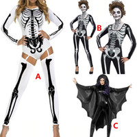 Wholesale Christmas Holiday Women Clothing - European and American Christmas hot style sexy Halloween costume Cosplay clothing Party cothes for Women A-0476