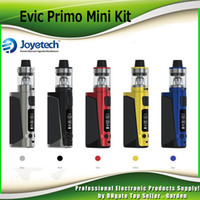 Wholesale Box Evic - Original Joyetech eVic Primo Mini with ProCore Aries Starter Kits 80W TC Box Mod 4.0ml Atomizer Balanced Flavor Clouds 100% Genuine 2220076