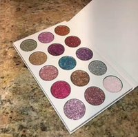 Wholesale unicorn palette for sale - Group buy High quality Ultra Pigmented Glitter Shadows Shimmer Colors Eye shadow Palette UNICORN GLITTER EYESHADOW PALETTE DHL Fast Shipping