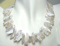 beaded necklaces south american womenu0027s free rare and abnormal shape white