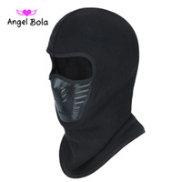 Wholesale Face Golf - Deep autumn winter outdoor Ski Snowboard Motorcycle Bike Fishing Wind Proof Face Neck Warmer Mask
