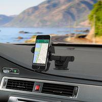 verkaufs-armaturenbrett großhandel-Verkauf paket Freies verschiffen Universal auto Halterung Smartphone Halter Handfree Armaturenbrett Telefon rack Für Handy iPhone 7 6 Samsung S8 ect