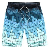 Wholesale Wholesale Men S Board Shorts - Wholesale-Quick Dry Beach Shorts Men Brand Board shorts Men Board Short Bermuda Plus Size