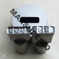 Wholesale Tdp Press Stamp - XANAX 2 Press Mold Punch Bar Die Stamp Mold Set for TDP-0 1.5 Pill Maker Tablet Press Machine