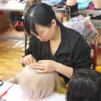 tejidos profesionales al por mayor-1 unids mango de madera agujas de gancho para tejer trenzas jumbo pelo extensiones de cabello profesional herramientas peluca