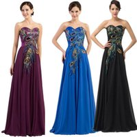 Wholesale Sexy Corset Chiffon Dresses Women - Sexy Navy Blue Prom Dresses for Women Floor length Lace Up Corset Cheap Stock Elegant Party Formal Evening Gowns for Women Wear