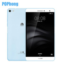 Wholesale Tablet Android 4g Gps 16gb - Wholesale- Original Huawei M2 Lite 3GB RAM 16GB ROM PLE-703L 7 inch Tablet PC 4G LTE Snapdragon 615 Octa Core Android Fingerprint Dual SIM