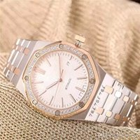 Wholesale Diamond Shape Gems - 2017 New Listing Luxury Diamonds Case Mens Watches 2813 Automatic Mechanical Movement 316L Stainless Steel Sapphire Glass watch