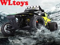 Wholesale Rc Car Wl - Wholesale- Free Shipping Wltoys 1 12 4WD High Speed Off-road Racing Car 50km h Professional RC Car VS WL Toys K949 A979 Drift Car