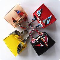 Wholesale Cute Shoulder Bags For Sale - Hot Sale Children's Summer PVC handbags Girls Mini Shoulder Bags Brand new Totes for preschool girls Kids Cute bags DHL free shipping CK145