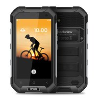 Wholesale Waterproof Dustproof Gps - Original Blackview BV6000S 16GB 2GB Network 4G IP68 Waterproof Dustproof Shockproof 4.7'' Android 6.0 MTK6735 Quad-core 1.3GHz