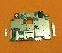 zoll telefongebrauch großhandel-Großhandels-verwendetes ursprüngliches mainboard 1G RAM + 8G ROM Motherboard für Doogee Voyager2 DG310 MTK6582 Viererkabel-Kern 5,0 Zoll-Telefon geben Verschiffen frei
