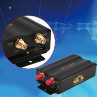 controle remoto gprs venda por atacado-TK103B veículo carro GPS / GSM / GPRS rastreador controle remoto sistema de rastreamento