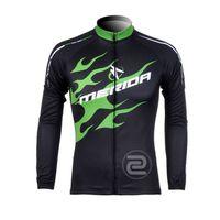 Wholesale Merida Jacket - 2017 Pro Team Merida Cycling Clothing Men long Sleeve jacket Cycling Jerseys bike clothes mtb bicycle maillot ropa ciclismo C0128