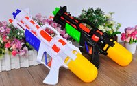 Wholesale Play Toy Gun - 2017 new hot Summer beach water guns children playing water fight toys Outdoor Play free shipping