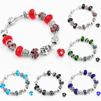 Beaded Crystal Bracelet Hot - selling Hand - string Handmade Trade Wholesale Wholesale DIY Acessórios Jóias pequenas D050