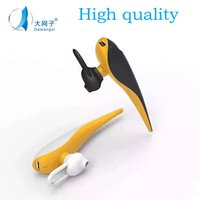 Wholesale Wholesale Phone Business - L2 Bluetooth Headset Wireless V4.0 Business Stereo Headphone Earphones With Mic Ear-hook Handsfree for iPhone 7 Smart Phones with Retail Box