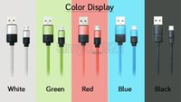 Wholesale Micro Usb Sync Data - Micro usb cable S7 Edge S6 High Speed TPE usb cables Charging Sync Data 3FT TPE cable Cords For Samsung xiaomi Sony LG