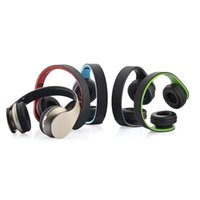 Wholesale Digital Stereo Headphones - Digital 4 in 1 Multifunctional Wireless Stereo Bluetooth 4.1 Headphone Earphone Headset & Wired Earphone with Mic MP3 Player MicroSD   TF M