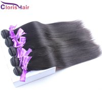 Wholesale Sewing Machines For Sale - Reliable Quality Straight Hair Weaves 10 Bundles Cheap Unprocessed Malaysian Silky Straight Sew In Human Hair Extensions For Sale