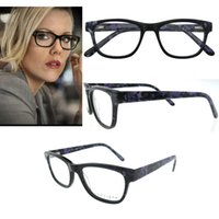 Wholesale Fashionable Computer Bags - New Fashionable Brand Design Eyeglasses Frames Women Men Lady Computer Eye Glasses Optical spectacle Frame B04305