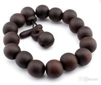 ingrosso legno buddista-Goodwood nyc good braccialetti di legno rosario bracciale preghiera sandalo con monete preghiera buddista