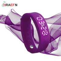Wholesale Heart Rate Monitor Usb - Wholesale- Hraefn pulsera reloj heart rate monitor smart band H5S Wristband sport bracelet fitness tracker real time usb watch best gift