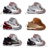 Wholesale Art Online Games - Air Zoom James Generation 1st Game Retro Mens Basketball Shoes Retros 1 James Harden Shoes Limited Edition Sale Online Lebro 1 Sport Sneaker