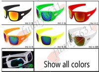 Wholesale titanium sport for sale - summer newest style man sport colors sunglasses Cycling glasses woman NICE FACE Take the sunglasses Dazzle colour glasses
