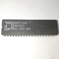 temporizador ics al por mayor-AM9513ADC. AM9513ADCB. AM9513 / 5 TEMPORIZADOR (S), TEMPORIZADOR PROGRAMABLE Circuitos integrados Circuitos integrados, CDIP40 / dual in-line 40 pines Paquete de cerámica Chips