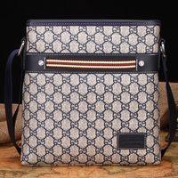 Wholesale Big Free Cell - Wholesale- Free shipping, 2015 hot men's fashion men bag British style shoulder bag multifunction Messenger bag big briefcase.qs0008
