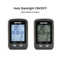 Wholesale Usb Speedometer - iGS20E iGPSPORT Bike Computer With Micro USB Standard Charging Black PC ABS 30 *38mm 1.2*1.5 in Digital Stopwatch Cycling Speedometer