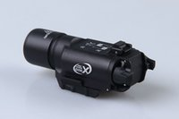 Wholesale Torches For Rifles - Tactical 500 lumens LED Rifle Flashlight X300 Lanterna White Light Torch For Rifle hunting