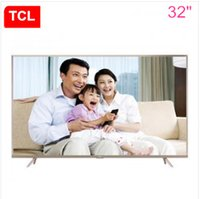 Wholesale Lcd Tv Hdtv - TCL 32-inch 30-core HDR Smart Flat Panel TV LED LCD TV HDTV Hot Products Free Shipping!