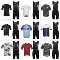 Wholesale Cycling Clothes For Women - 2017 VOID Short Sleeves Cycling Jerseys Summer Style For Men Women MTB Ropa Ciclismo Quick Dry Compressed Bike Wear XS-4XL Bicycle Clothing