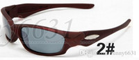 Wholesale aluminum sun glasses resale online - summer brand new men Outdoor cycling glasses sports spectacles women goggle glasses Cycling glass beach Sun Glasses colors