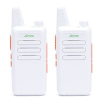 Hot Sale Mini Walkie Talkie LT-316 400-470MHz UHF 16CH à deux voies Radio Blanc