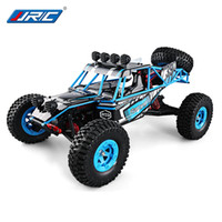Wholesale 4wd Rc Trucks - JJRC RC Car Electric 2.4G Four-wheel Drive Climbing RC Off-Road Driving Vehicle New Dirt Bike 1:12 4WD RC High-Speed Truck 1kg Torque