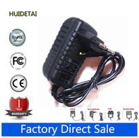 Wholesale Tv Ac Adapters - Wholesale- 5V 2A 2000mA AC DC Power Adapter Wall Charger For Sunvell V3 II Smart TV Box US EU UK AU Plug