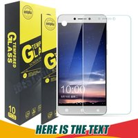 Wholesale tempered glass for coolpad - Tempered Glass Screen Protector Explosion Shatter 9H 2.5D For Coolpad Y83 S6 S6NT Y1 360F4 N4 N5 8722 Y82 G900F