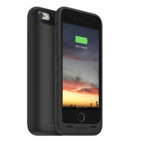 Wholesale External Battery Retail - iphone 6s Power Bank Case 3300mAh External Battery Cover for iphone 6s 6 4.7inch 3300mAh 2750mAh with Retail Box