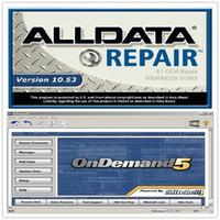 probador eléctrico toyota al por mayor-nuevo software Alldata y Mitch * l Alldata 10.53 (576gb) + Mit 5 122gb en hdd 750gb