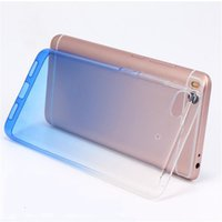 Wholesale iphone 5s color cases - Ultra Gradual Change Color Case TPU Soft Glitter Shockproof Cases Cover For iPhone X 8 7 6 6S 5 5S Sumsung S8 S7 Plus Edge J7