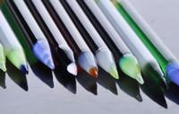 lápis lindos venda por atacado-Projeto Lidar com tubos de vidro baratos cachimbos de vidro lápis belo ofício queimador de óleo por atacado preço baixo boa qualidade