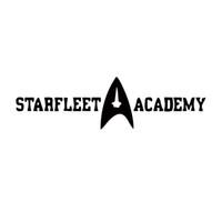 Wholesale Stars Roof - For Starfleet Academy Alumni Star Trek Car Window Vinyl Decal Personality Car Styling Jdm Decorative Art Sticker
