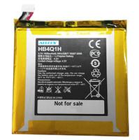 Wholesale Ascend D1 - Free shipping ALLCCX high quality mobile battery HB4Q1 HB4Q1H for Huawei Ascend D Quad XL Ascend D1 T9200 U9200 U9500 U9500e
