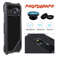 Wholesale Galaxy Lens Kit - Samsung Galaxy S8 Plus Lens Kit Ultra-Thin Case Dustproof Shockproof Aluminum Case for Galaxy S8 New