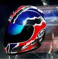 Wholesale Rx7 Racing - Arai helmet Rx7 - Japan's top RR5 pedro motorcycle helmet racing helmet full face capacete motorcycle,Capacete