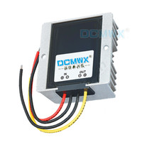 Wholesale 12v 9v Converter - DC DC 12V to DC24V boost converter DCMWX® 9V-23V to 24V5A120W step-up moudle Automotive power supply Adapter 12V raise voltage 24V inverter